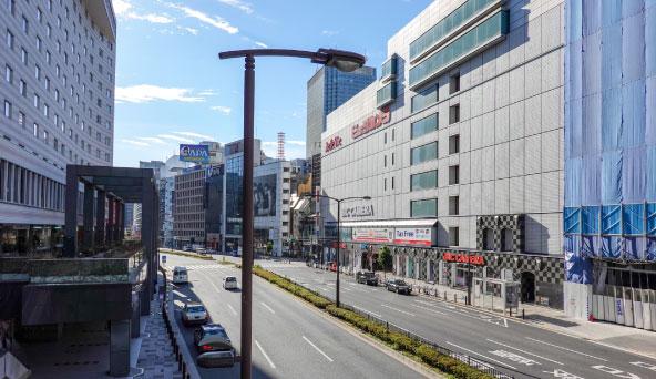赤坂の風景画像