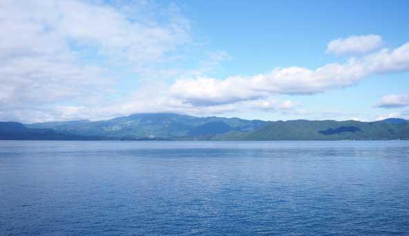 秋田県の風景画像