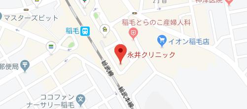 永井クリニック地図