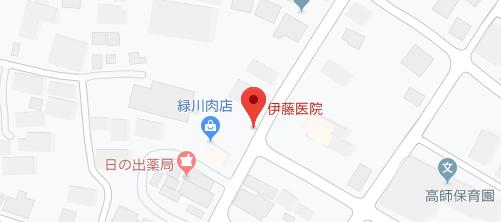 伊藤医院地図
