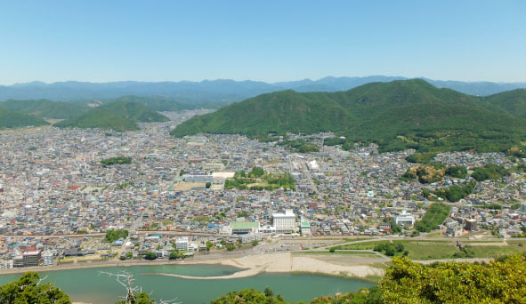 岐阜県の風景画像