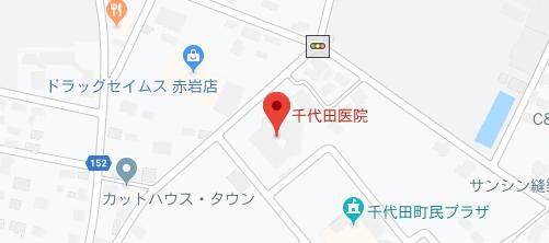 千代田医院地図