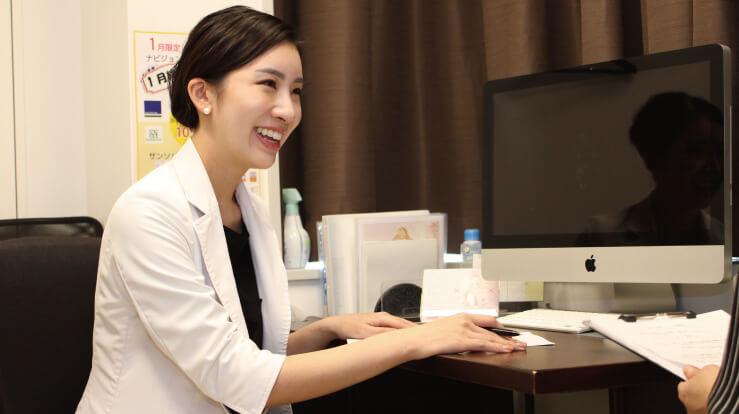 藤井聡美先生の写真