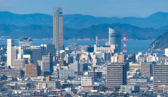 香川県の風景画像