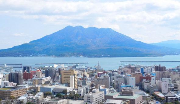 鹿児島県の風景画像