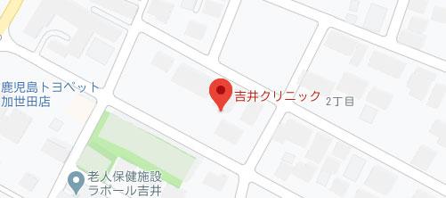 吉井クリニック地図