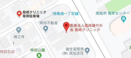 島崎クリニック地図