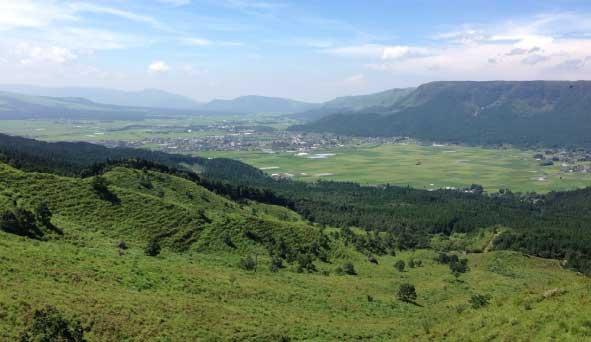 熊本県の風景画像