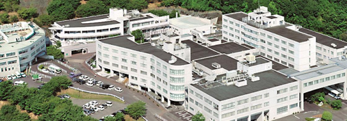 古賀総合病院画像