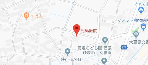 児島医院地図