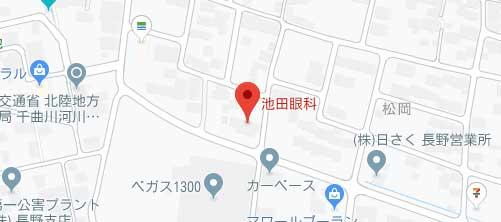 池田眼科地図
