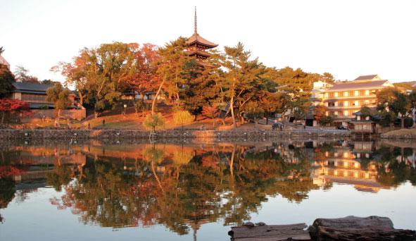 奈良県の風景画像