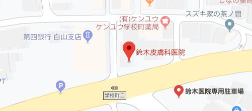 鈴木医院地図