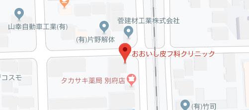 くらた医院地図