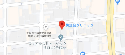 桃源会クリニック地図