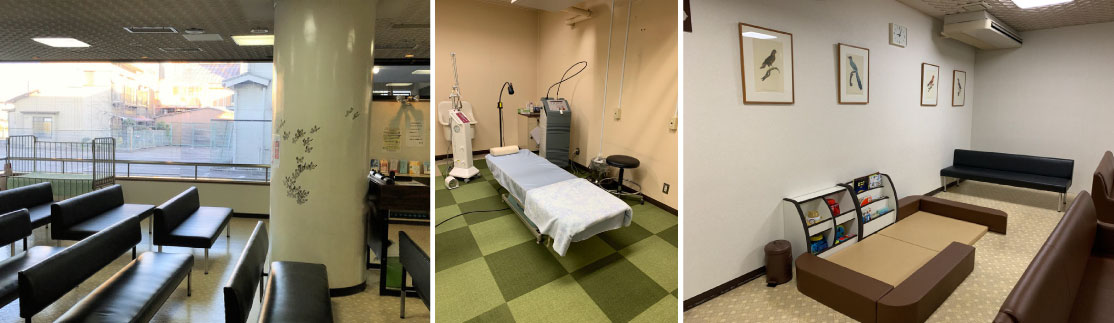 木根淵医院画像