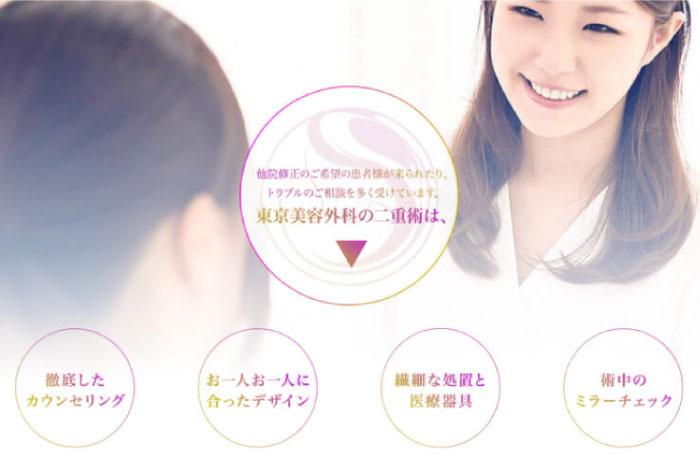 東京美容外科のカウンセリングイメージ