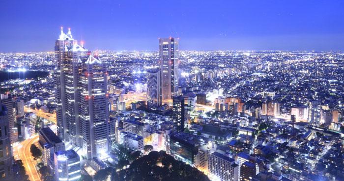 東京都の風景画像