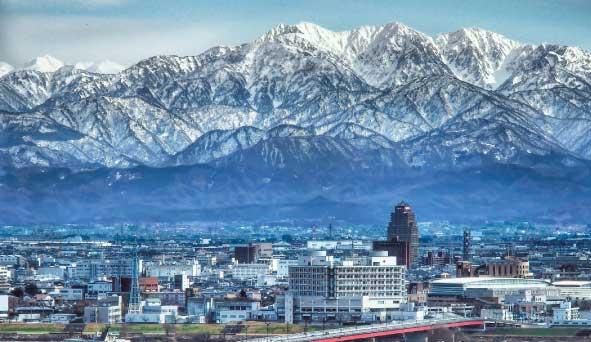 富山県の風景画像